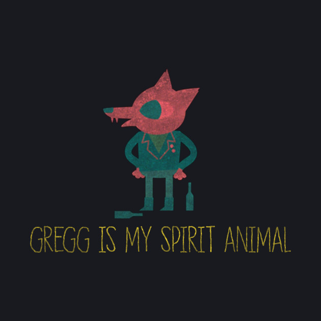 Night In The Woods - Gregg Is My Spirit Animal - Dirty