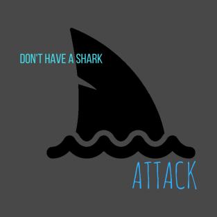 Shark fin t-shirts