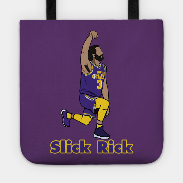 Ricky Rubio 'Slick Rick' - Utah Jazz NBA