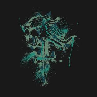 Splatted Fantasy t-shirts