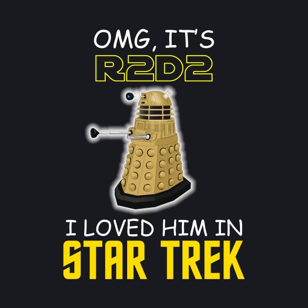 OMG, R2D2!