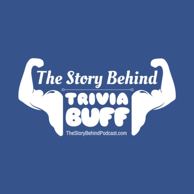 Trivia Buff - White/Blue Mug