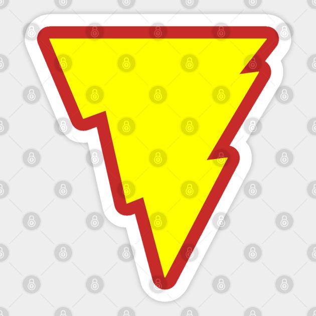 Bolt 2 Sticker