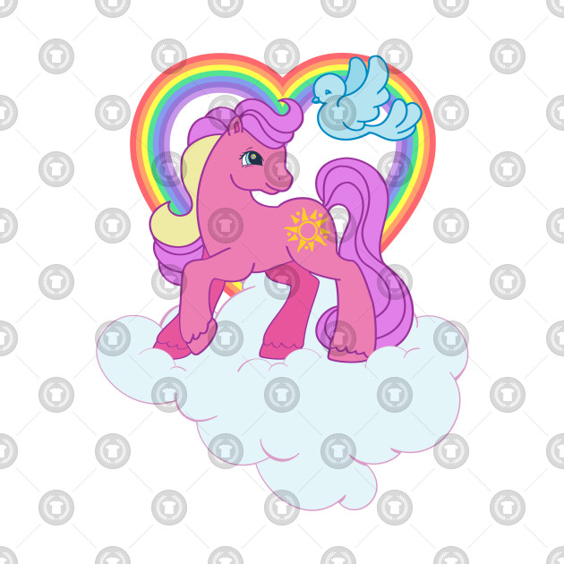 g2 my little pony Sundance