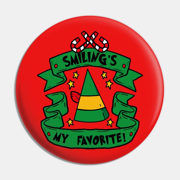 Smiling's my favorite!