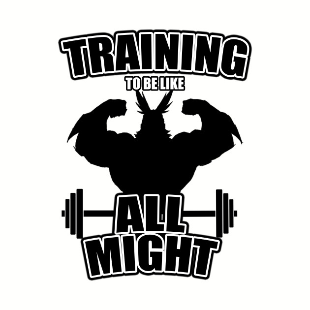 ALL MIGHT TRAINING
