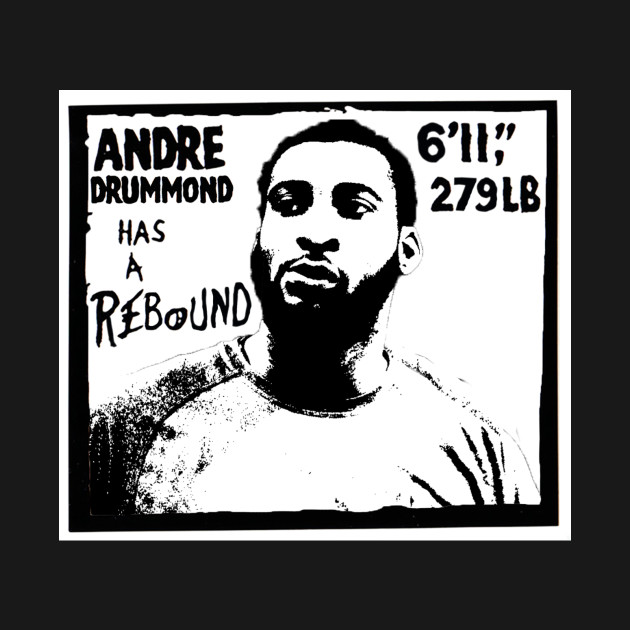 Andre Drummond Has a Rebound