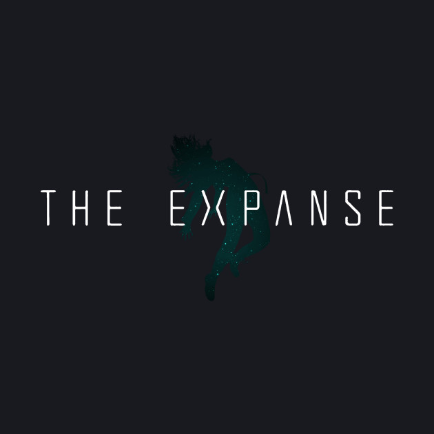 The Expanse - Mao Logo - Teal Clean