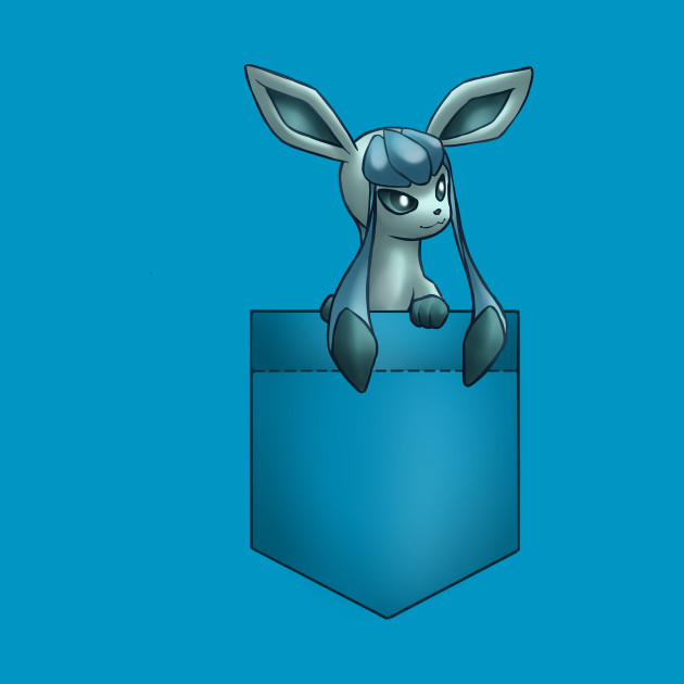 Glaceon Pocket Tee