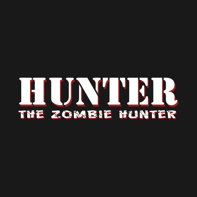 Hunter The Zombie Hunter