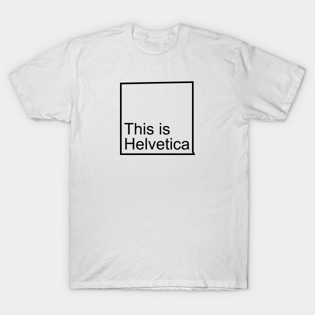 Is it Helvetica?