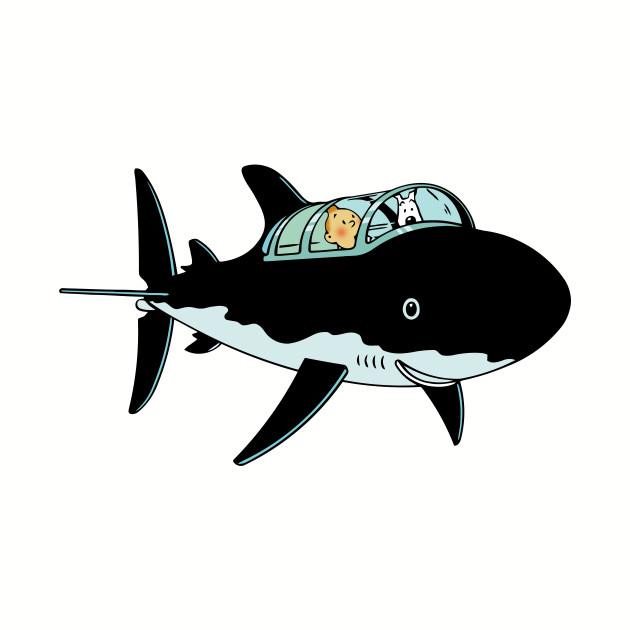 Tintin Submarine
