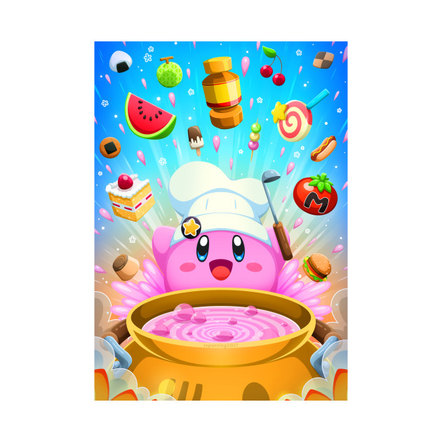 Kirby chef