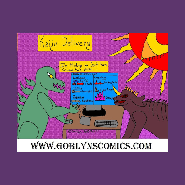 Kaiju Delivery Service
