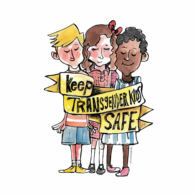 Keep Transgender Kids Safe