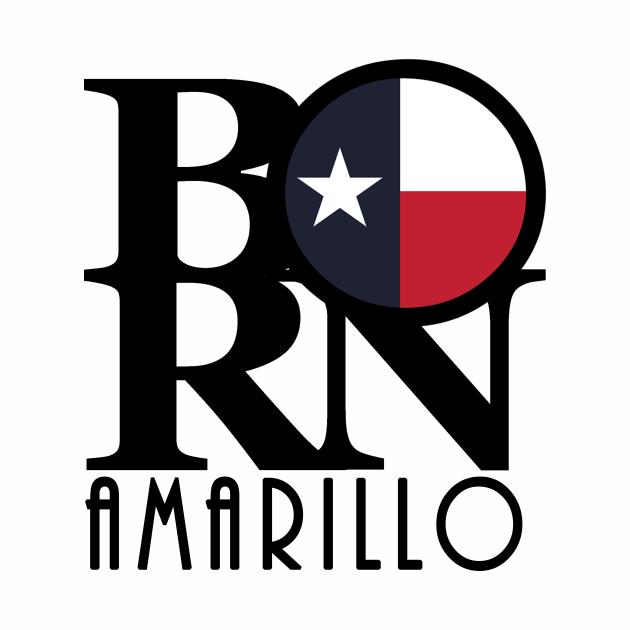 BORN Amarillo Texas