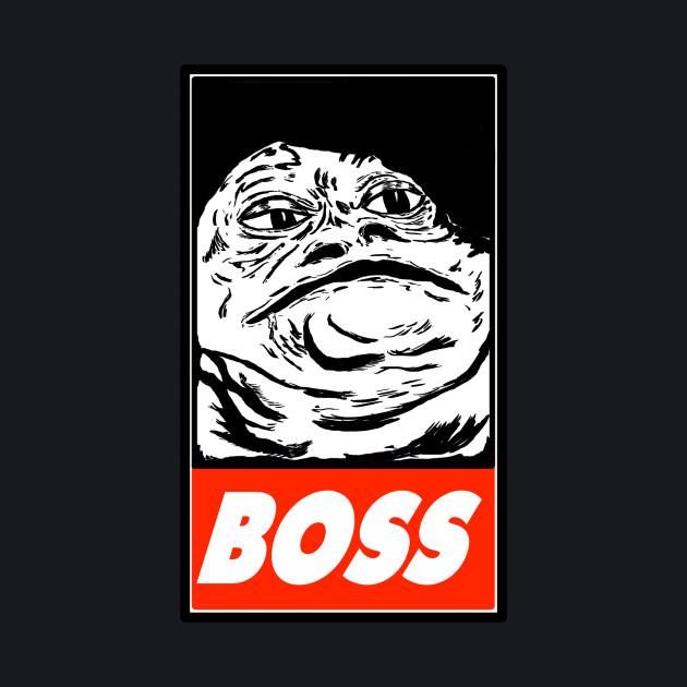 """Jabba The Hutt """"BOSS"""""""