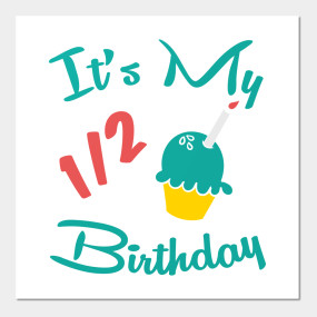 Its my 12 half birthday its my 12 half birthday sticker its my 12 half birthday home goods bookmarktalkfo Image collections