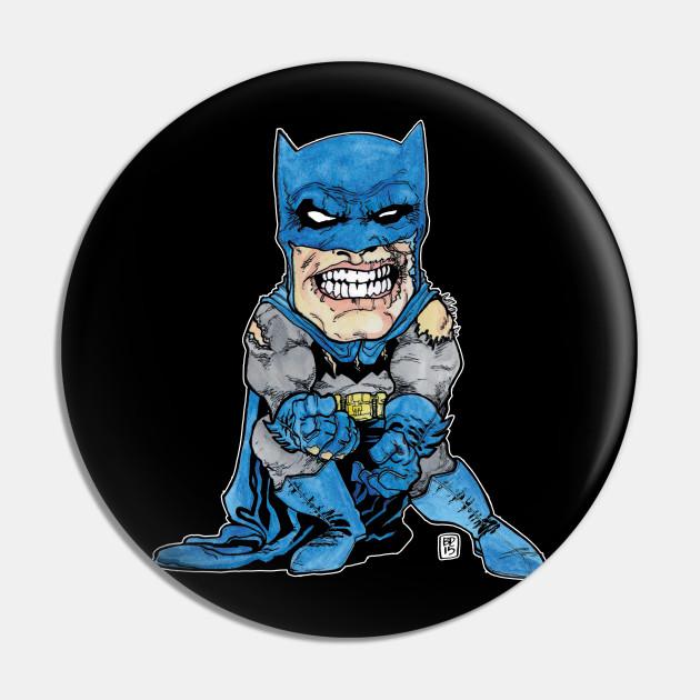 Chibi Dark Knight