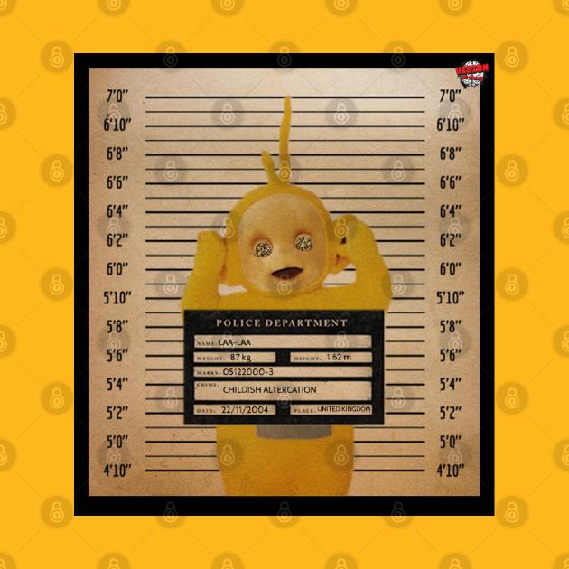 Teletubbies Wanted: Laa-Laa