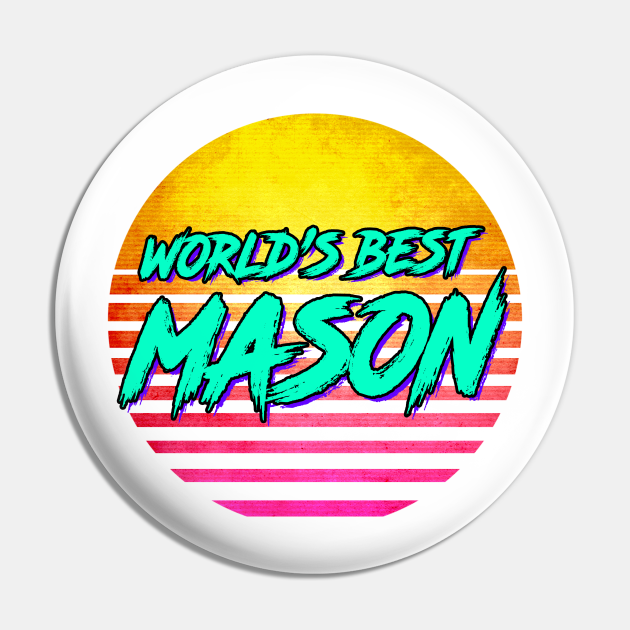 World's Best mason Gift
