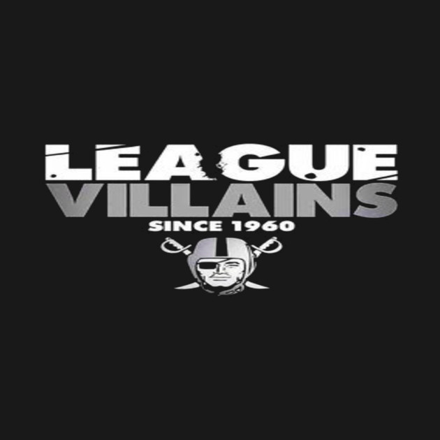 NFL Villains Raiders