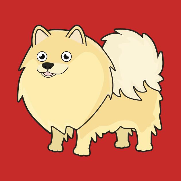 Kawaii Pomeranian