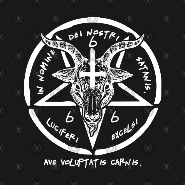 BAPHOMET - SIGIL OF SATAN - THE OCCULT