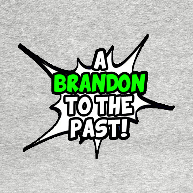 A BRANDON TO THE PAST LOGO
