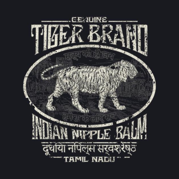 Tiger Brand - Vintage