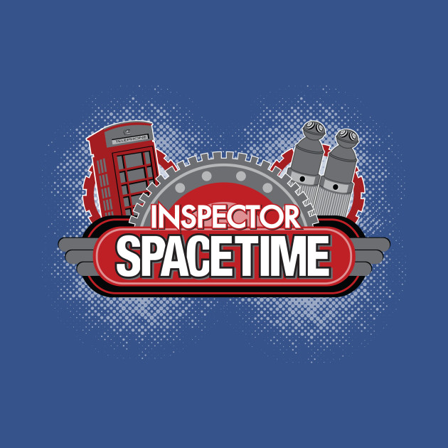 Inspector Spacetime Blorgon Edition