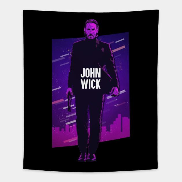 John Wick - 80s Design