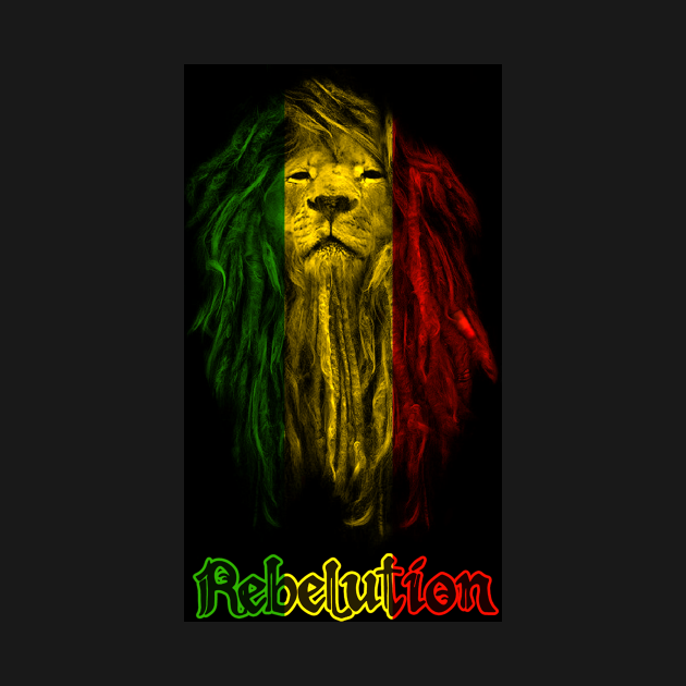 Rebelution Lion