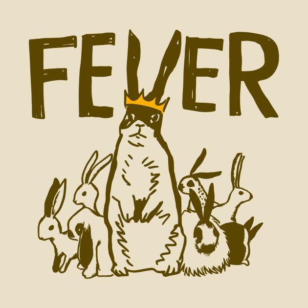 Rabbit Fever - Rabbits - T-Shirt | TeePublic