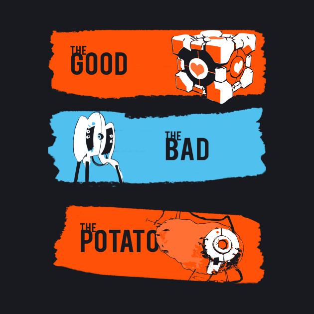 The Good The Bad The Potato