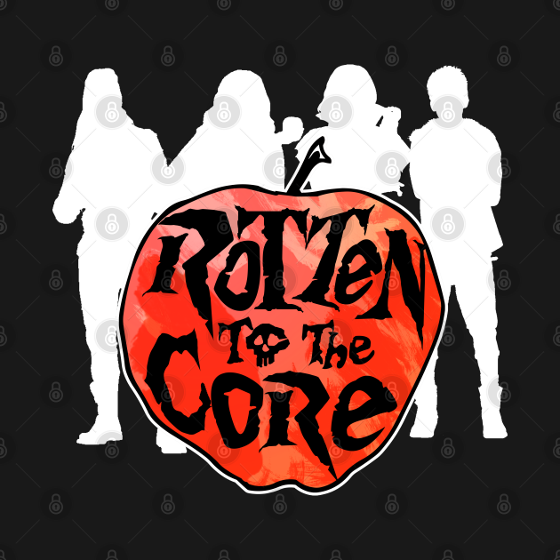 Rotten to the Core - white variant