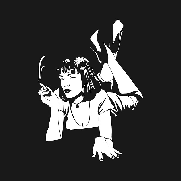 Mia Wallace (Pulp Fiction)