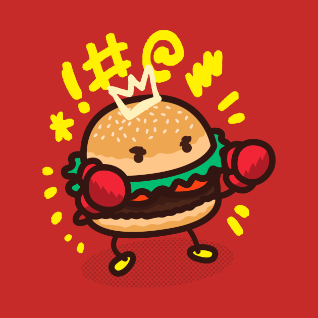 Fighting Burger