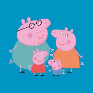 peppa's family T-Shirt