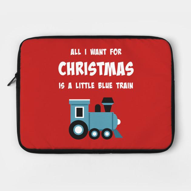 Little Blue Train for Christmas