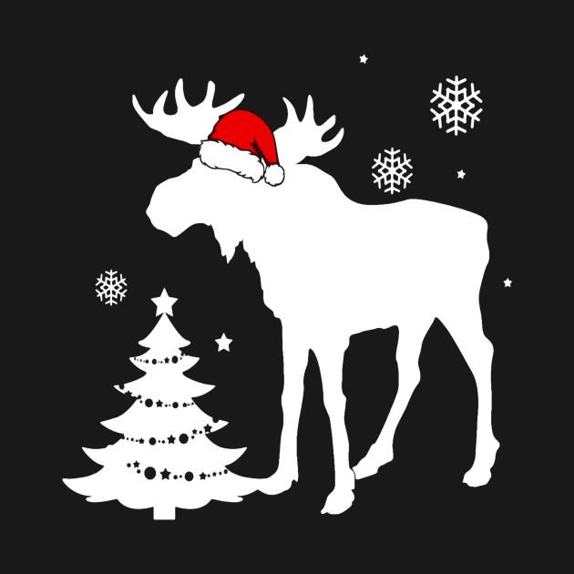2108840 1 - Christmas Moose