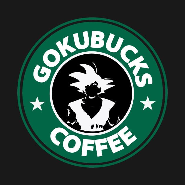 Gokubucks Coffee Dragon Ball Z Starbucks