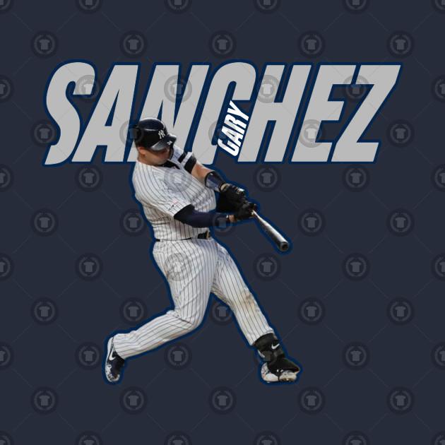 "Gary Sanchez New York Yankees /""SANCHIZE/"" T-shirt jersey S-5XL"