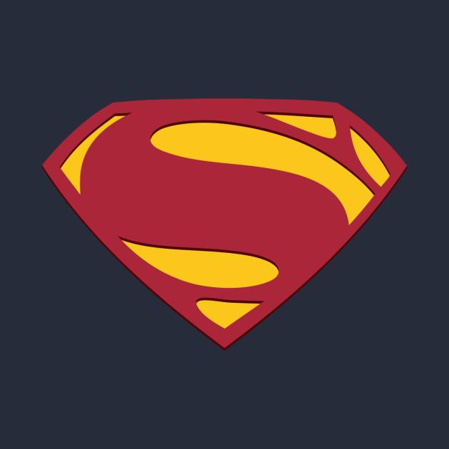 Man of Steel Superman Emblem