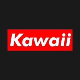 Supreme Kawaii t-shirts