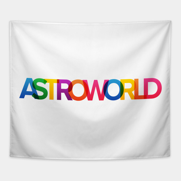 6aeae72b3347 colored ASTROWORLD CLASSIC SHIRT - the best price - Astroworld ...