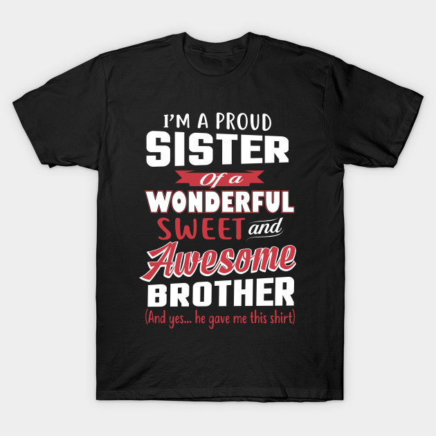 Funny gift for sister from awesome brother birthday gift for 2017982 1 negle Image collections