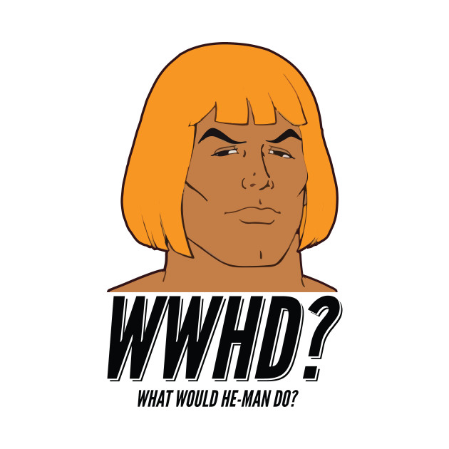 What Would He Man Do Masters Of Universe