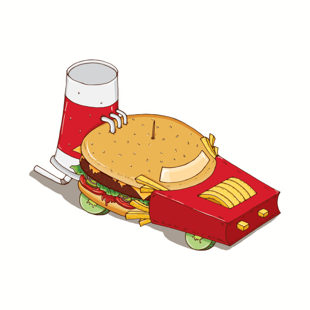 Fast Food On The Way