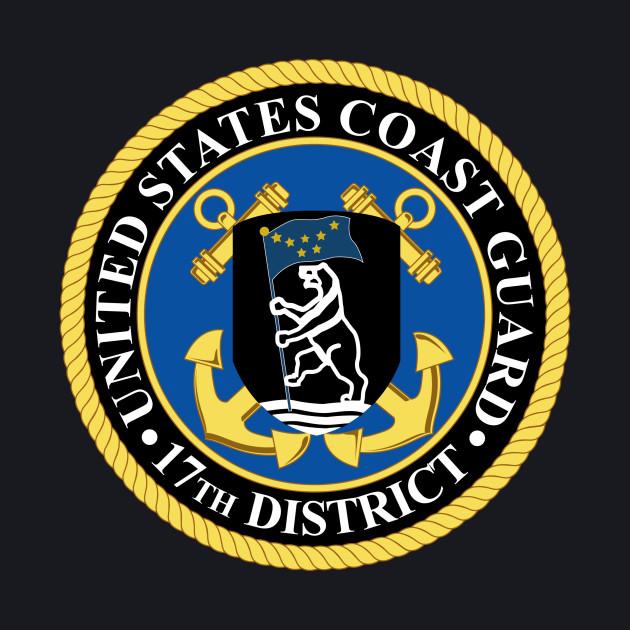 USCG - District - USCG - Seventeenth District